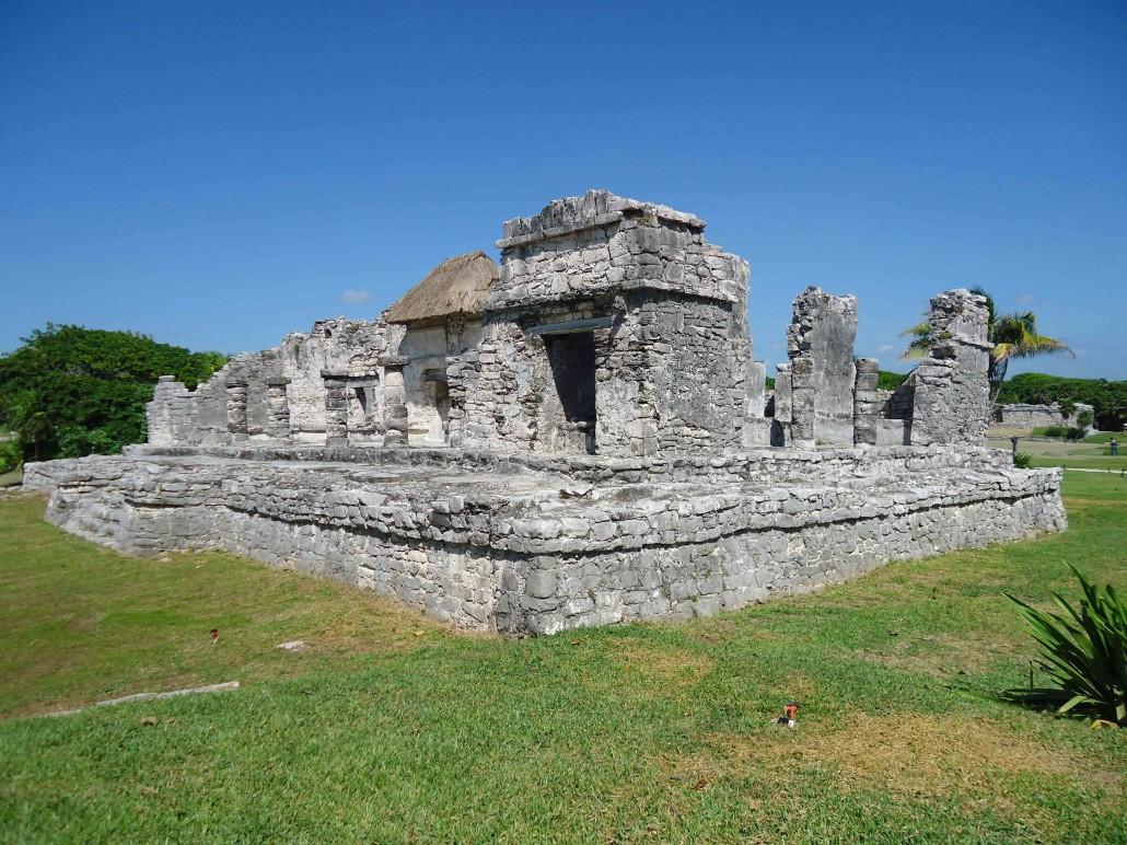Mayan Ruins at Tulum 3